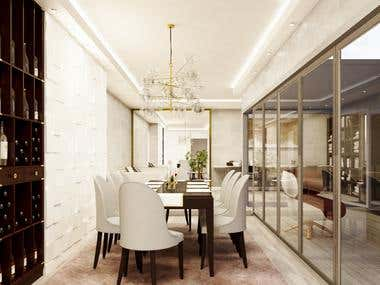 Design Interior Apartment