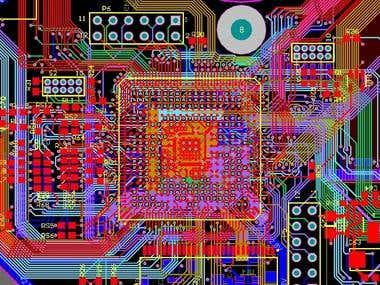 FPGA PCB Layout
