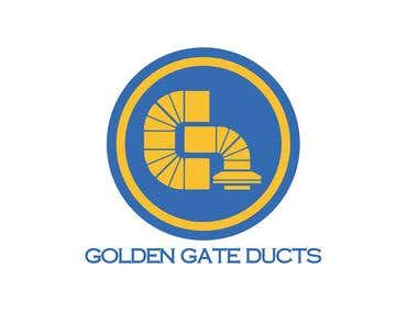 Golden Ducts Logo
