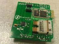 Bluetooth Temperature Controller Shield