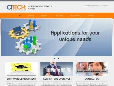 Citech Web