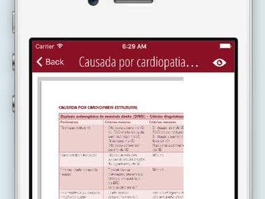App Manual de Cardiologia
