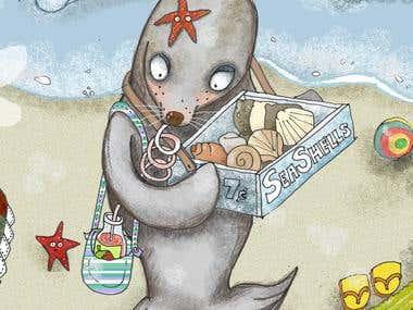 Children's Book Illustrations II