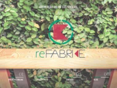 Website reFabrike