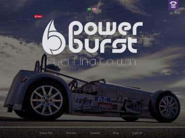Website Powerburst