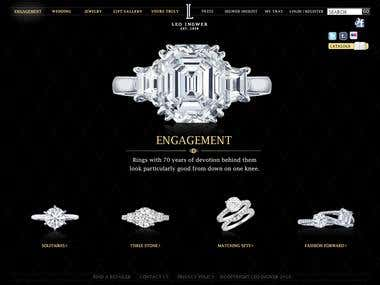 Online Diamond Ring