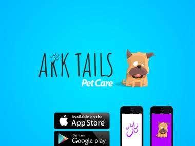 Ark Tails Logo