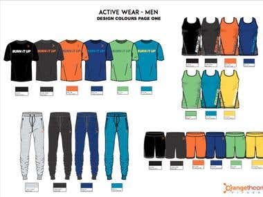 Activewear Collections