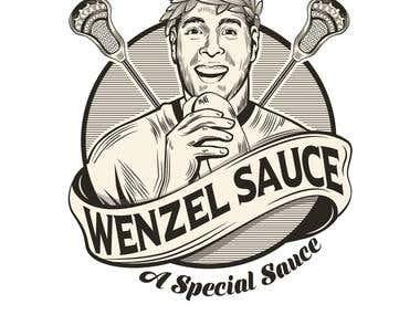 Buffalo sauce logo.