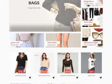 WooCommerce Online Store - http://joycealva.com/