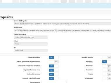 Modolo Web en Odoo 8.0