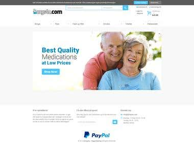 provide medications website