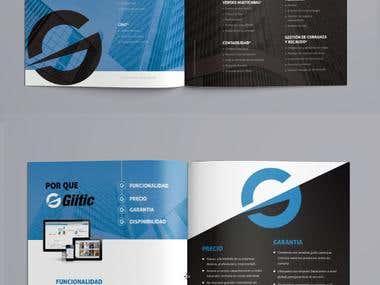 GIITIC Brochure Design