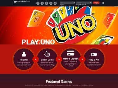 GAME GAIN 365 | Multi Gaming Site