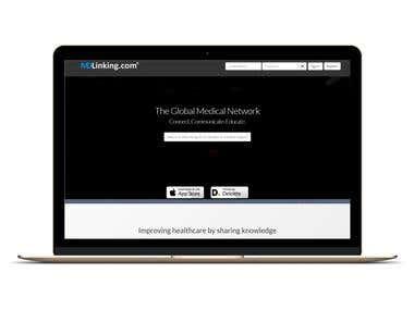 Helathcare Web App Development