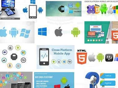 HYBRID/CROSS-PLATFORM APPS DEVELOPMENT.