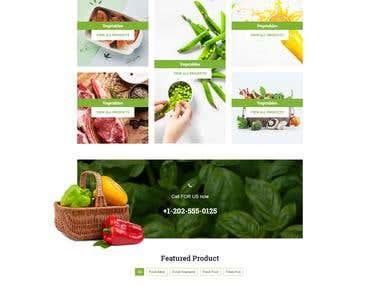 Online Food Storage
