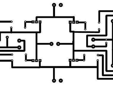 Inverter PCB