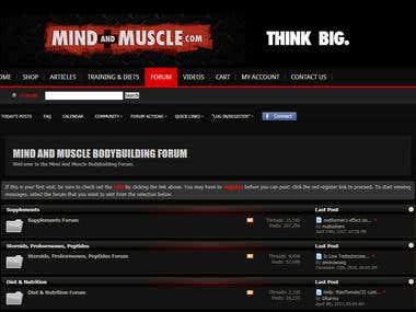 Mind And Muscle