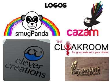 Logo Concepts & Design