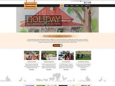 PHP based Website