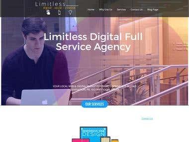 HTML5 RESPONSIVE Website