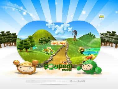 Poupedi Sicredi - CD Game