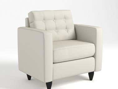 Simple Armchair modelling