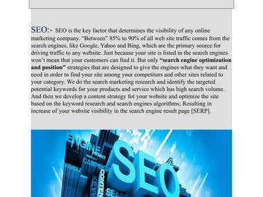 Digital Marketing Company & SEO Agency India