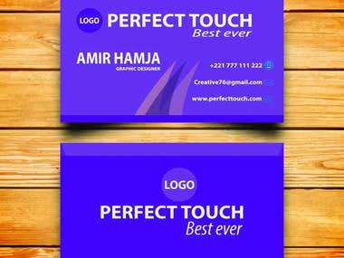 Business card Professional