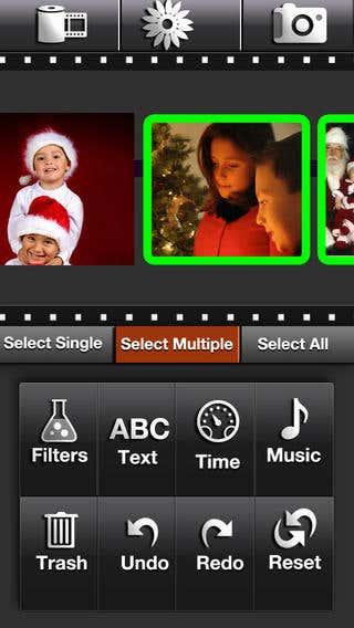 FotoSlides - iPhone