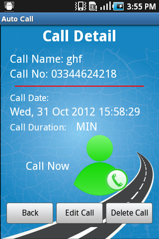 AutoCall - Android