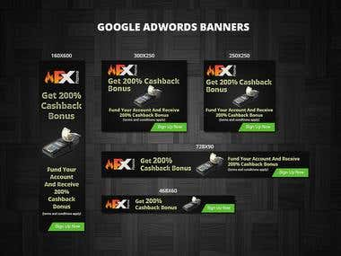 Adword Banners