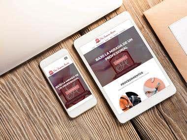 Diseño de páginas web - www . rojopixel . com