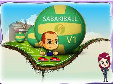 This football game(sabakiBall)