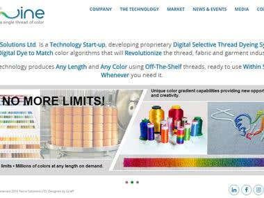 Twine - WordPress Website