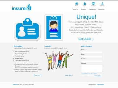 InsureID Website