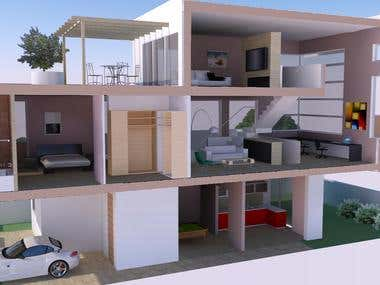 Residential design and visualization