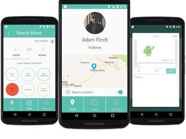 PinthatPoint Android application