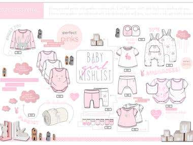 Newborn designs - Baby Essential