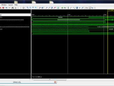 8-bit RISC-based Microprocessor design in Verilog HDL