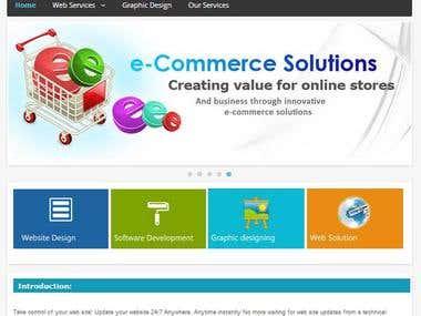 Plateusoft E--Commerce solution