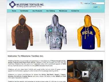 Milestone Textile