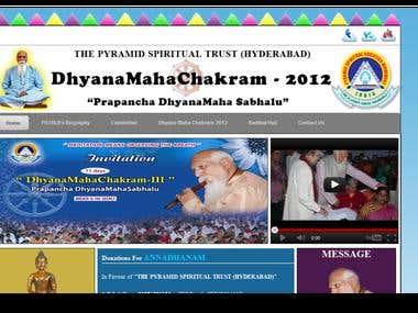 Dhyana Maha Chakram