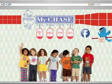 Children's Cloths Ecommerce Website