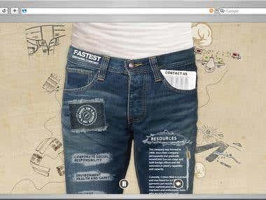 Jeans Website