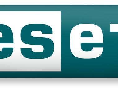 ESET Hellas - Twitter & Facebook Management