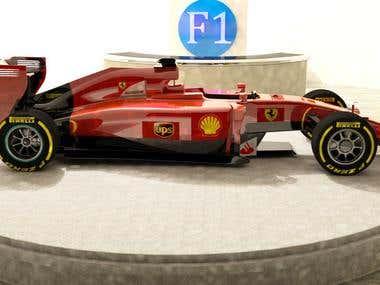 Formula 1 models