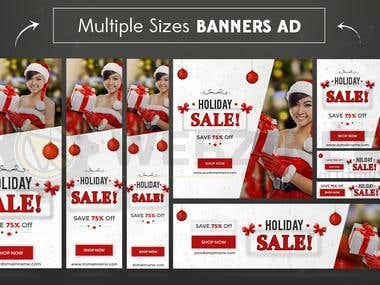 Sale Banner Design