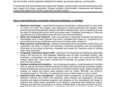 Engineering Sample Page 1
